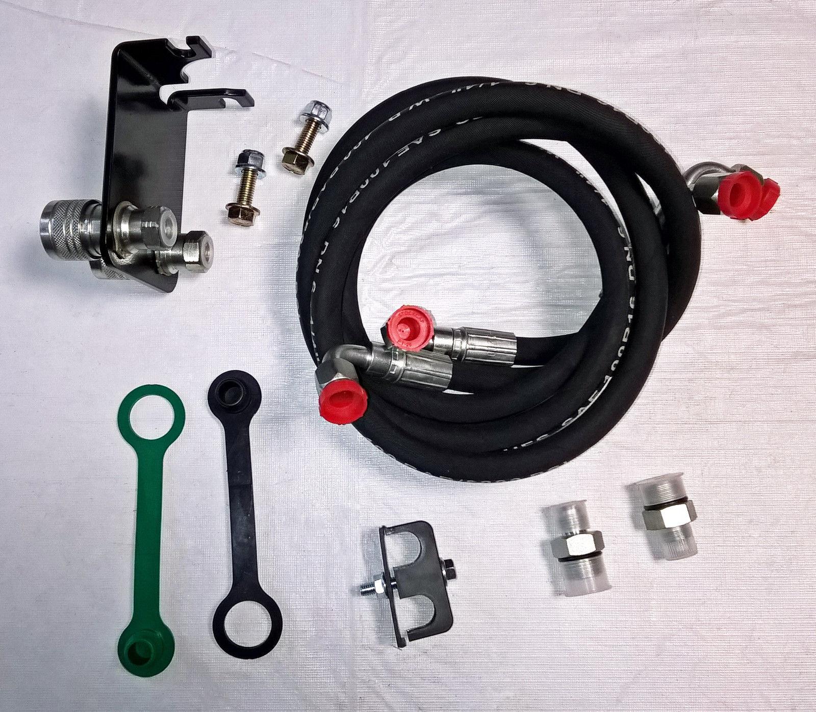 Rear Hydraulic Hose Kit For John Deere 415 425 445 455