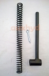 New Shock Rod and Tension Spring for John Deere 140 & 300 - 332