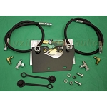 John Deere 300 314 316 317 Rear Hydraulic Kit