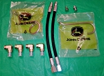54 Blade Conversion Kit for John Deere 4x5 and X-Series Garden Tractors