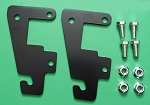 NEW! JOHN DEERE 318 PLOW TO 425 445 455 TRACTOR ADAPTER KIT BRACKETS ONLY