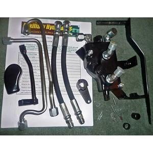 H3 Hydraulic Kit For John Deere 318 322 332 H3kit